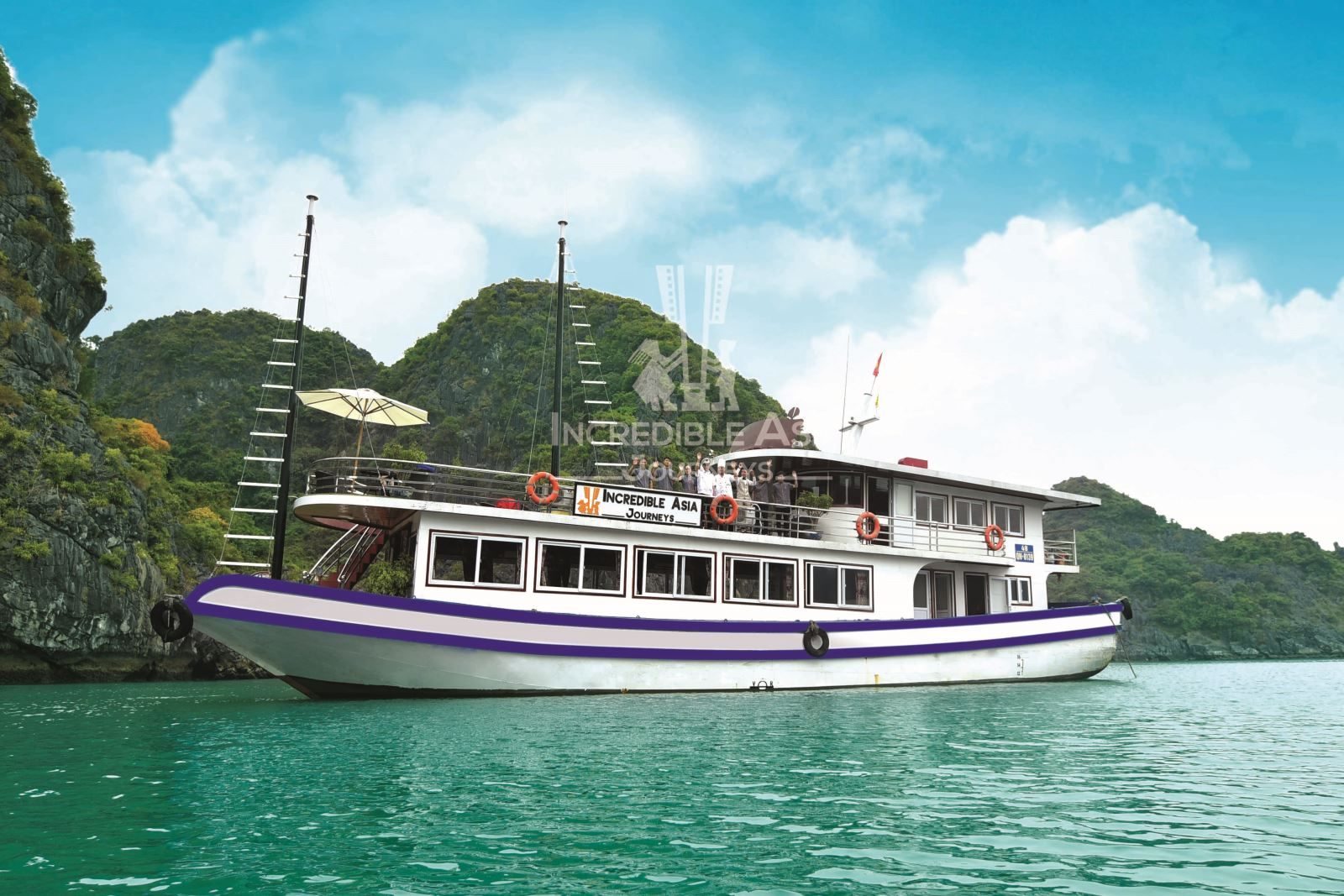 Incredible Asia Journeys Day Cruise