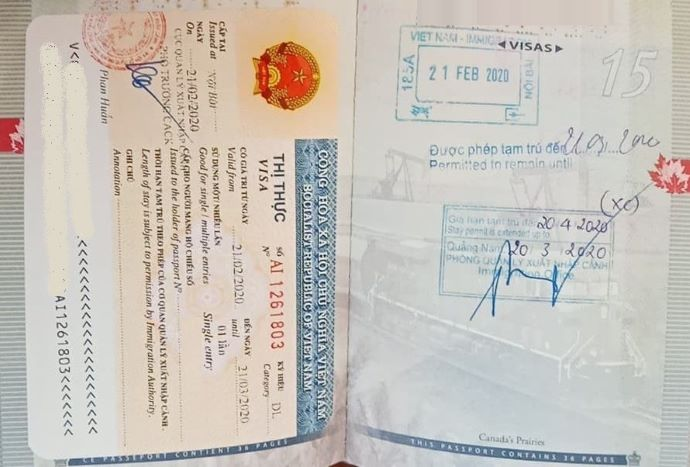 Can I stay in Vietnam after my visa expires?