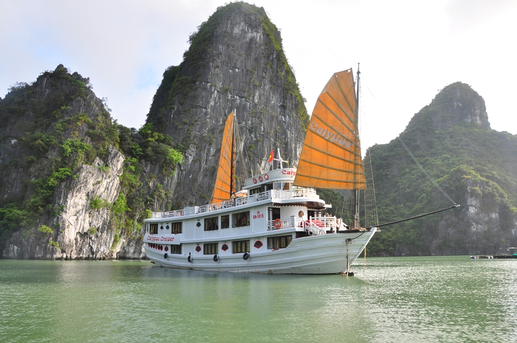 CALYPSO CRUISE BAI TU LONG BAY-Last minute deal $120