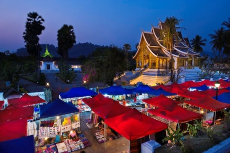Luang Prabang-Night Market
