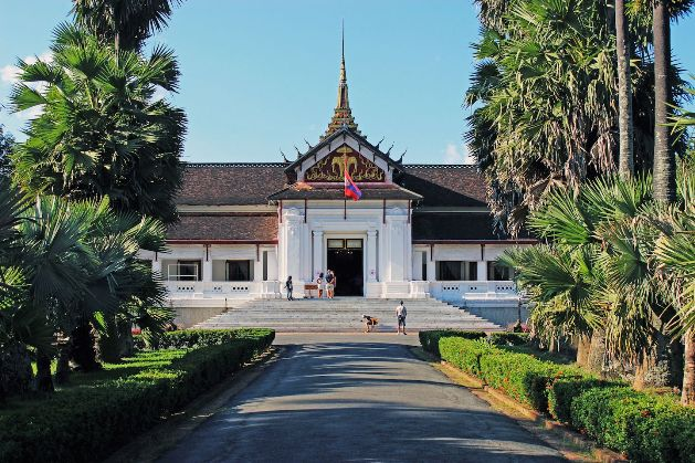 Luang Prabang-Royal Temple Museum