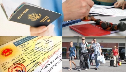 Reduction in stamping fee for Vietnam visa