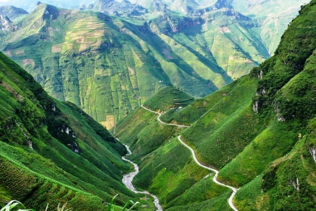 HA GIANG, untouched nature, authentic place, no tourist crowds