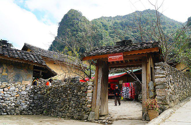 Lung Cam Cultural Tourist Village-Ha Giang