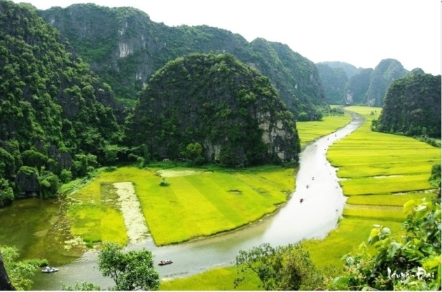 NINH BINH, stunning scenery and authentic side Vietnam
