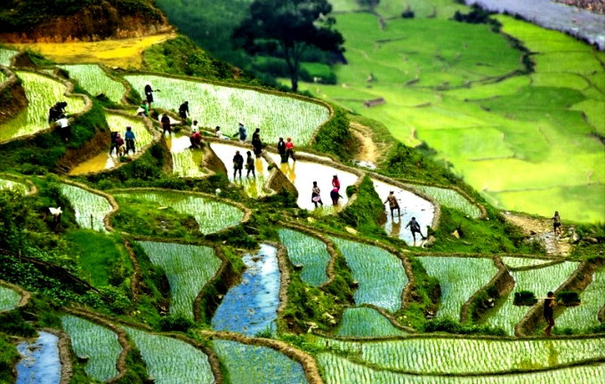 13 Day Highlights of Vietnam with Sapa Trek