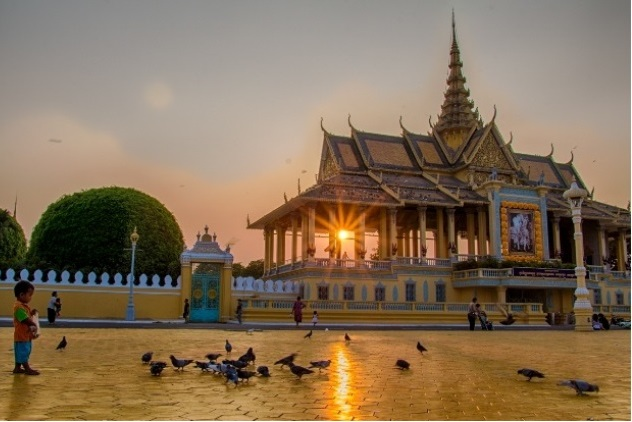 PHNOM PENH, Top things to see